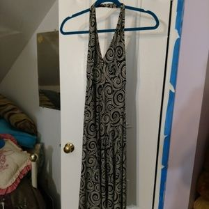 Spiral dressbarn dress